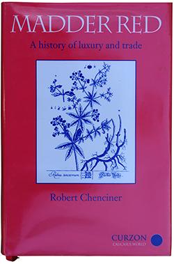 Madder Red by Robert Chenciner