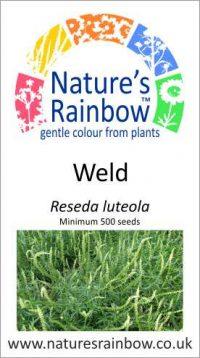 Weld seed packet