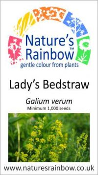 Lady's Bedstraw seeds